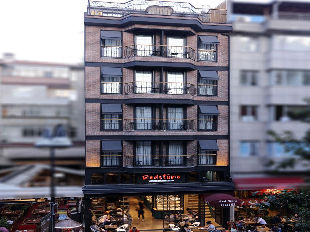 Redstone Boutique Hotel